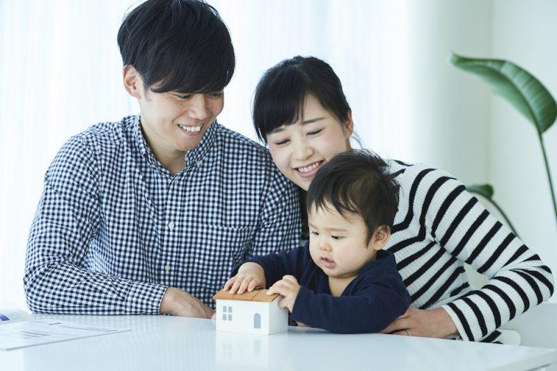 子育てしやすい家作りに大切な土地選び