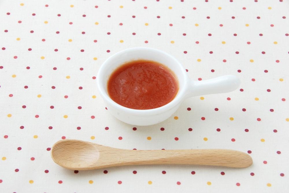 離乳食にトマトを使うときのポイント