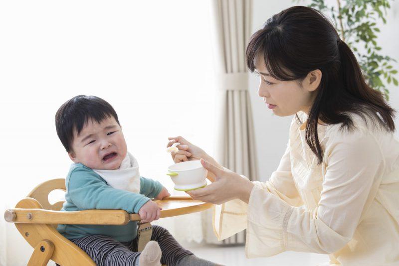 赤ちゃんが離乳食を嫌がる時の献立