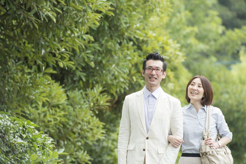 40代の夫婦が仲良く過ごす秘訣