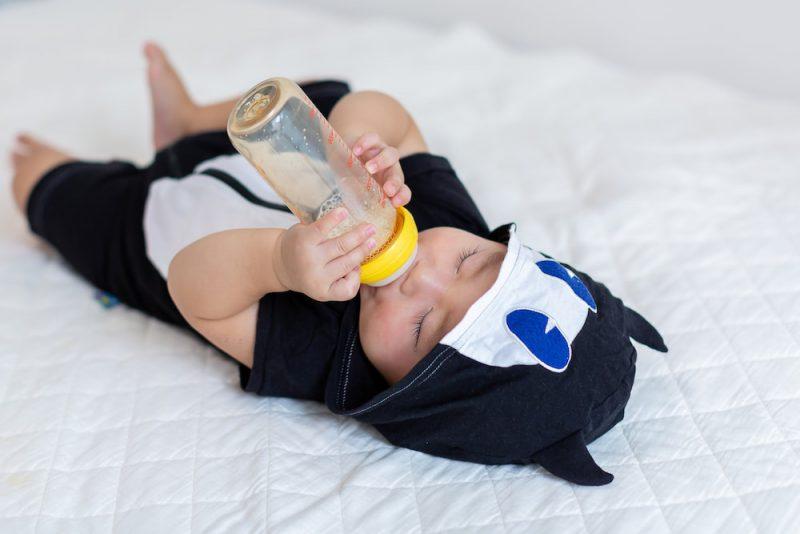 赤ちゃんと楽しむハロウィンの仮装