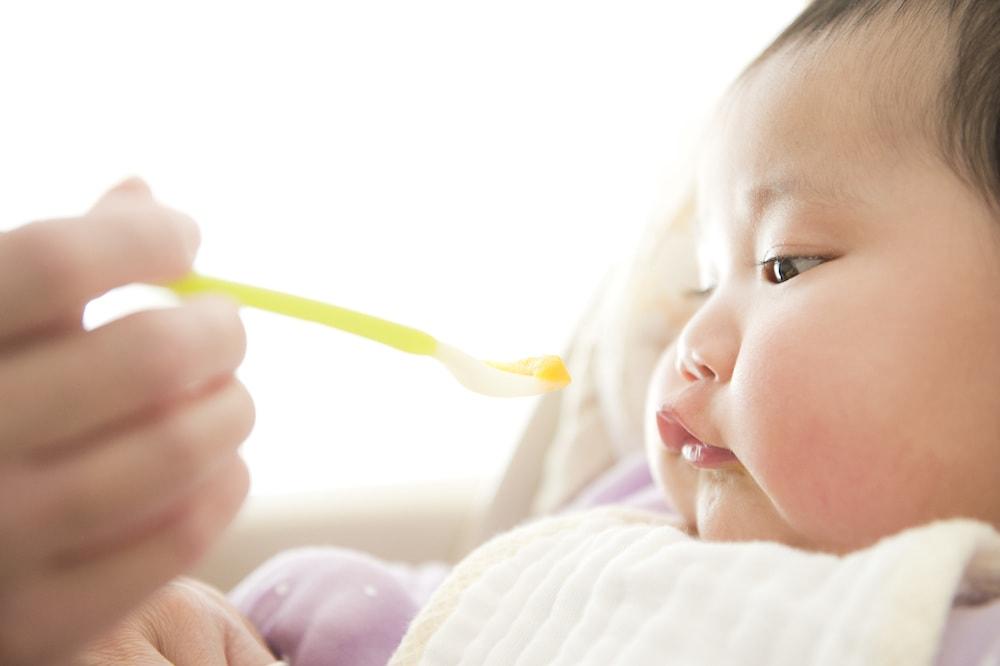 離乳食の進め方-時期別まとめ-