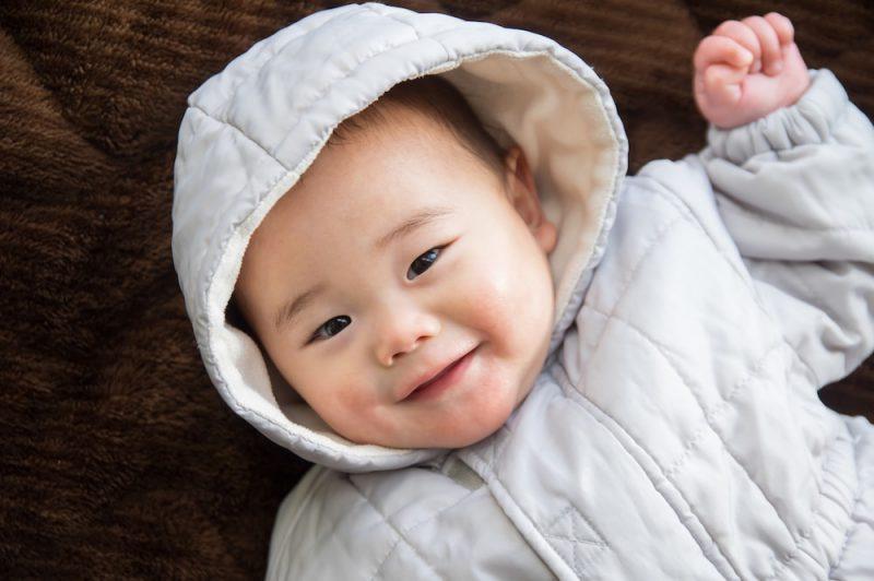 赤ちゃんに最適なアウターの選び方