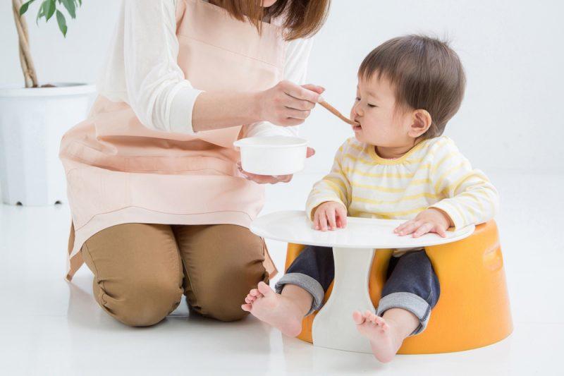 離乳食用ベビースプーンの選び方
