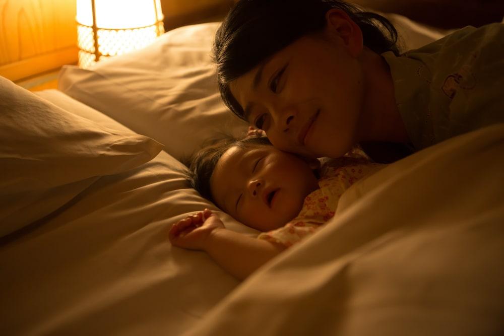 月齢別赤ちゃんの寝かしつけスケジュール