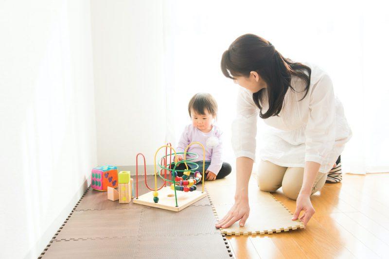 赤ちゃん部屋のジョイントマットの選び方