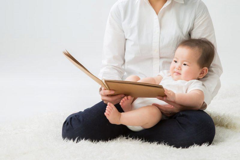 赤ちゃんにおすすめの昔話の絵本