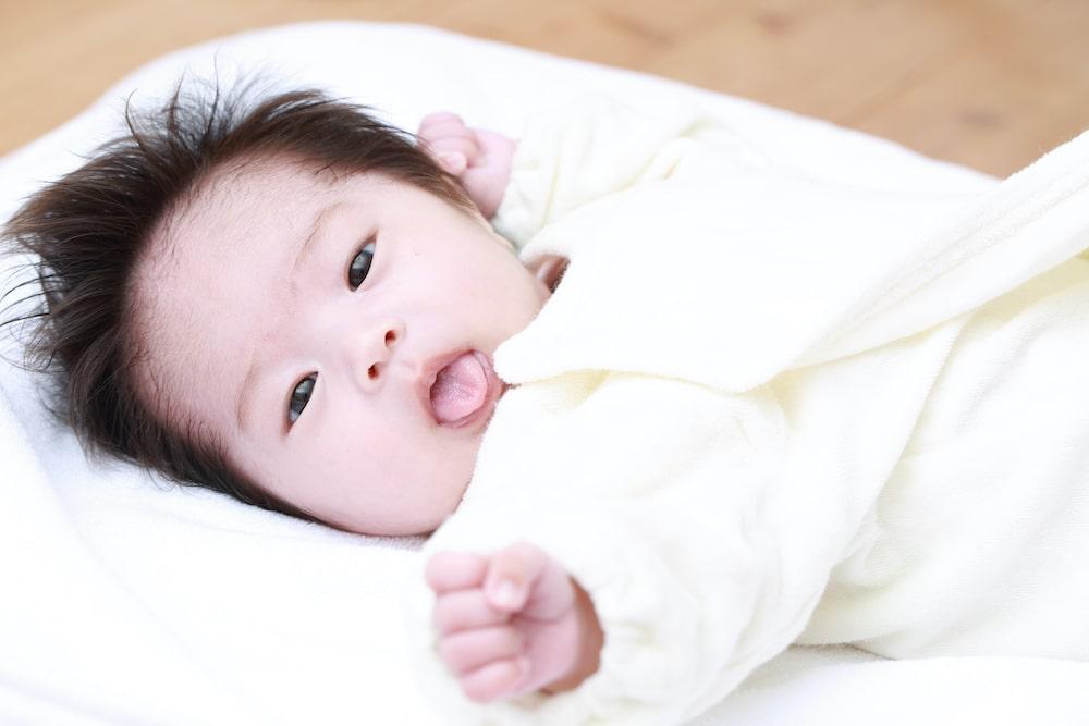 赤ちゃんのトッポンチーノの効果や選び方