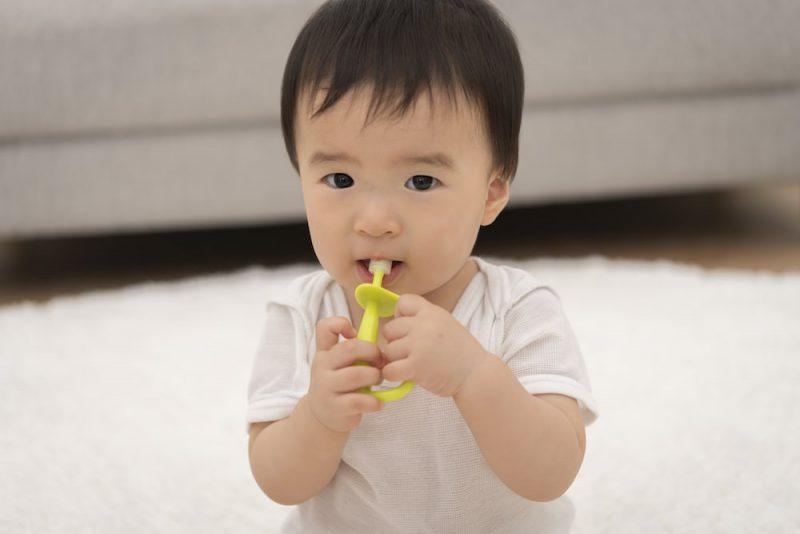 赤ちゃんから始める虫歯予防