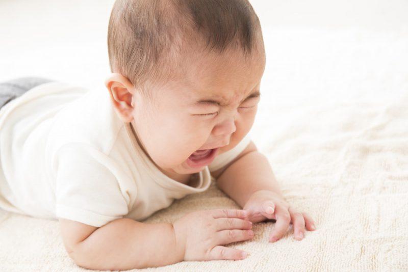 赤ちゃんが泣くのには理由がある?