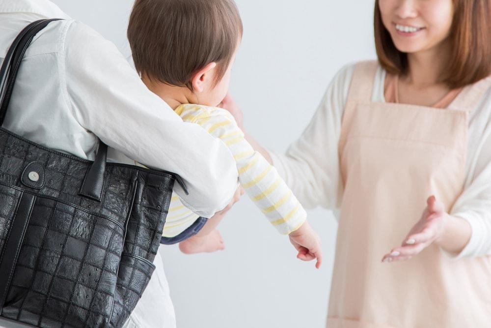 乳児を保育園に預けるメリット