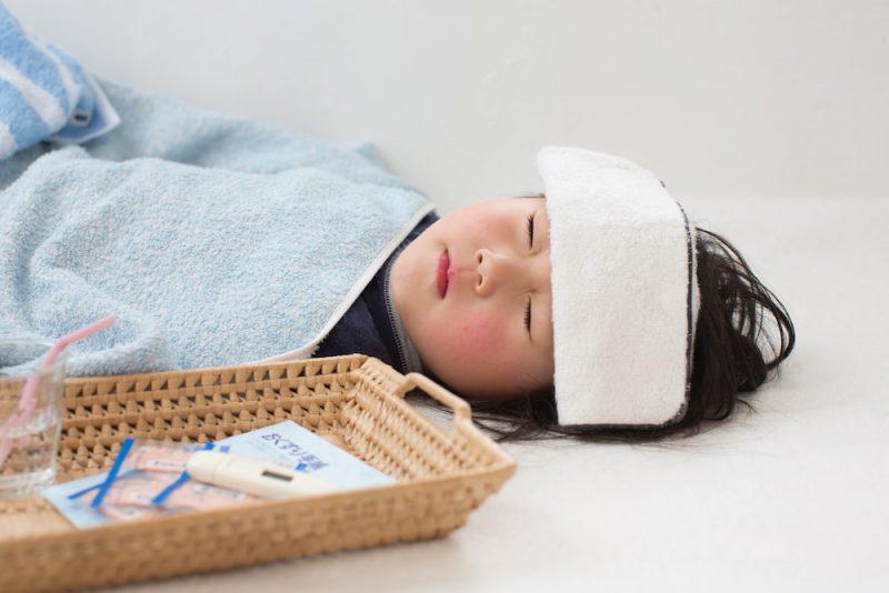 赤ちゃんに風邪薬を飲ませるコツ