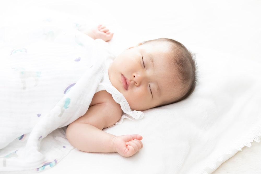 赤ちゃんのねんねトレーニングの進め方