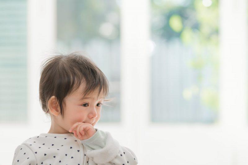 赤ちゃんが指しゃぶりをやめない時の対処法