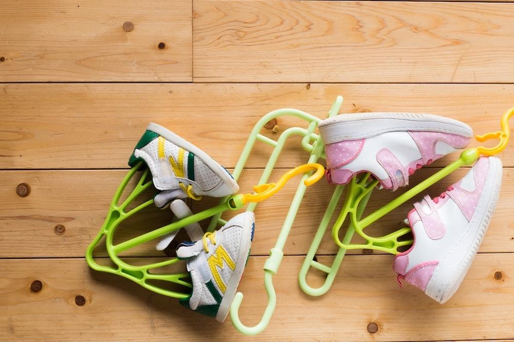 意外と簡単!赤ちゃん靴のお手入れ方法