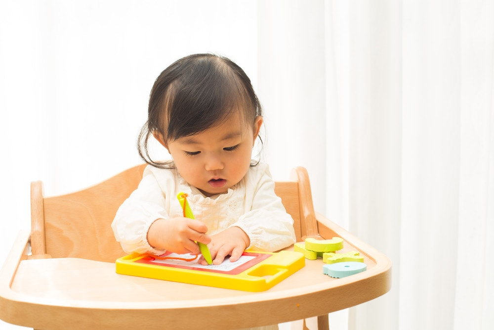 赤ちゃんのマグネットおもちゃの選び方