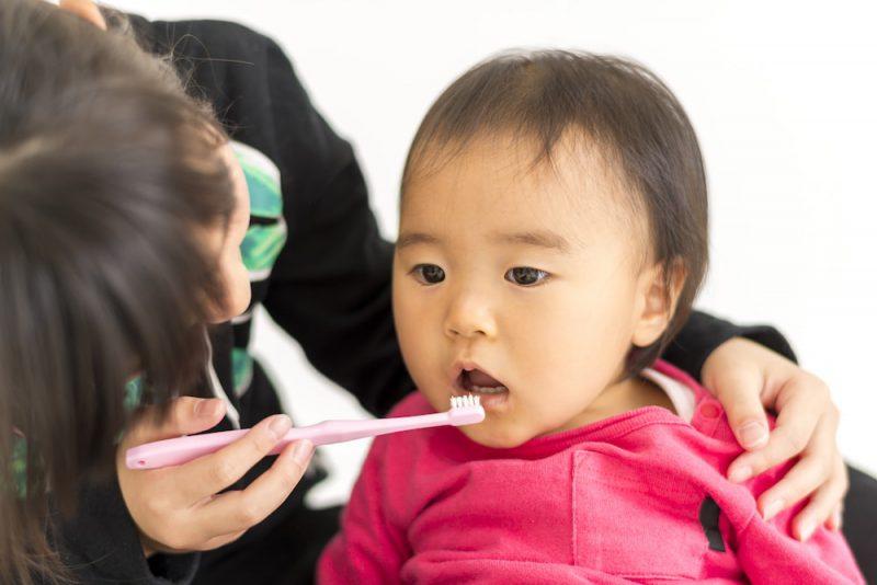 気を付けたい!赤ちゃんの歯並び