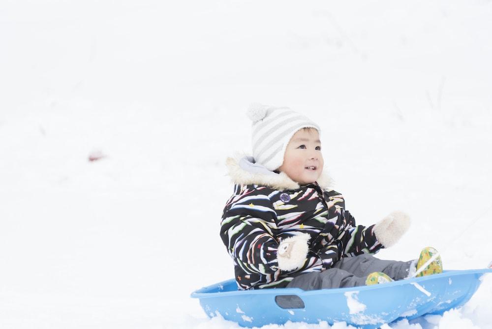 赤ちゃんとの寒い冬の過ごし方