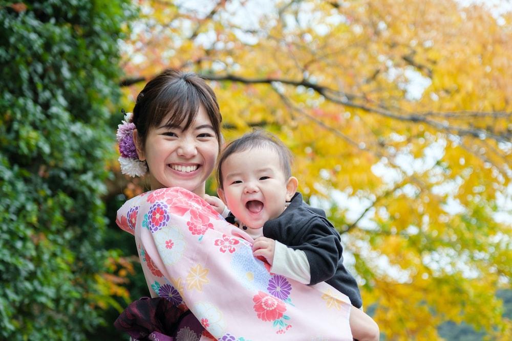 赤ちゃんの年賀状の写真の撮り方&選び方